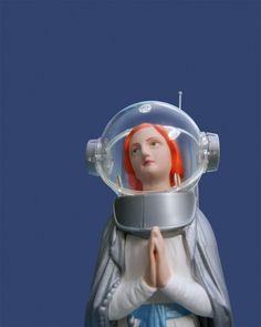 Jesus was an astronaut