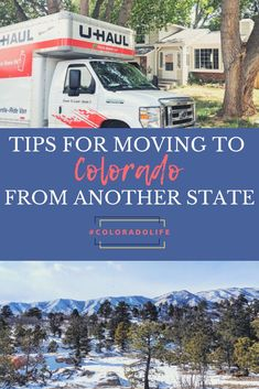 Tips for moving to Colorado from another state. We share the best places to live, a look at a few Colorado cities such as Boulder, Denver and Colorado Springs. Estes Park Colorado, Telluride Colorado, Breckenridge Colorado, Colorado City, Colorado Mountains, Living In Denver Colorado, Moving To Colorado, Living In Colorado Springs, Moving To Denver