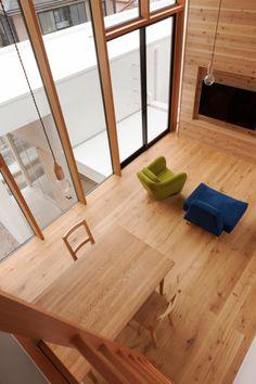 House in Kamakura Gokurakuji is a minimalist house located in Kanagawa, Japan, designed by Naoya Kawabe Architect & Associates. After enteri...