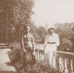 Alexei and Tatiana 1916