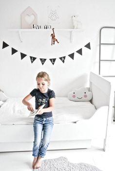 Big Girl Bedrooms, Girls Bedroom, 21st Century Homes, Nursery Inspiration, Kidsroom, Kid Spaces, Nurseries, Kids House, Home Decor Items