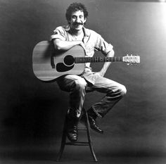 Jim Croce- wrote beautifully artistic, literate, simple melodies with fantastic lyrics that poetically captured the feelings of the heart and the struggles of life. He paired it with a gentle voice that matched his lyrics perfectly.