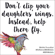 Malala Yousafzai quote | #HeNamedMeMalala #WithMalala | isthisreallymylife.com