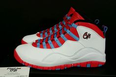 "Air Jordan 10 Retro ""City Pack"" Chicago (Coming in May) - EU Kicks: Sneaker Magazine"