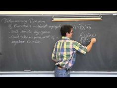 Determining Domain of Functions - YouTube