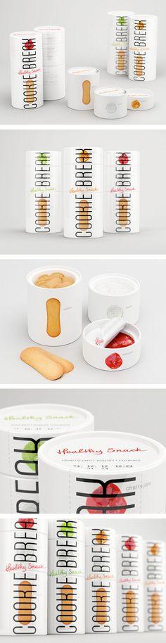 Cookie Break packaging