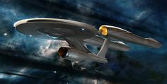 star trek starships | STAR TREK concept art by Ryan Church