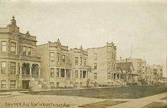 Logan square 1928