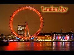 London Eye  или  Лондонский Глаз