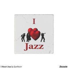 I Heart Jazz Stone M