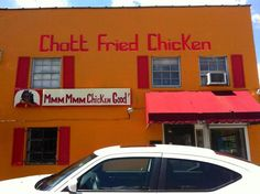Chattanooga Fried Chicken, Photo by Harvey Weiss Chattanooga Restaurants, Restaurant Offers, Close To Home, Places To Eat, Fried Chicken, Family Travel, Tennessee, Fries, Future