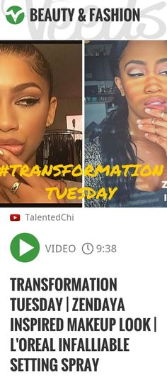 Products and more info will be filled in later on Check out my previous videos: Transformation Tuesday #2 NATURAL HAIR CARE: HOW TO WEAR A NUDE LIP Eyebrow Tutorial: GRWM Bday Outfit/Makeup: Winter .. | #mizzou | http://veeds.com/i/Hj8gdmdK3HC9DItK/beauty/