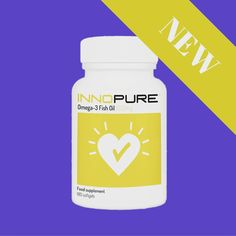 BRAND NEW Innopure Omega 3 Fish Oil now for sale. Special introductory offer at www.innopure.com #innopure #brandnew #omega3 #offer #promotion #shopping #sale #promo #vitamins #minerals #supplements #healthy #feelgood #healthylifestyle by innopureuk