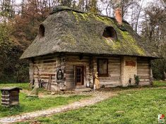 """Stara Chata"" in Kazimierz Dolny. 17th century Polish cottage has been preserved thanks to the efforts of the Kobiałków and Niezabitowski families."