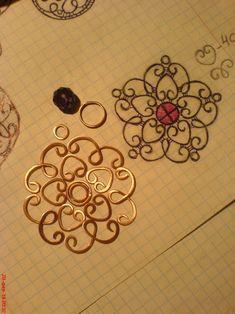 Beads & Wire | мастерская Chestel Carcass