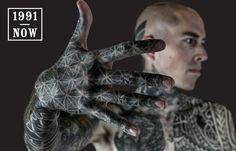 http://www.fastcodesign.com/3047635/exposure/100-years-of-amazing-tattoo-designs