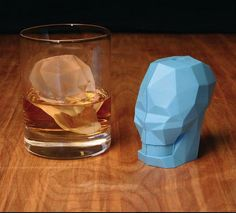 Skull | ice cube | cold | cool product