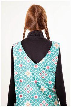 Chaleco algodón estampado Sweaters, Fashion, Printed Cotton, Sweater Vests, Moda, La Mode, Pullover, Sweater, Fasion