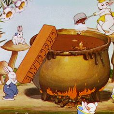 "sillysymphonys: ""Silly Symphony - Funny Little Bunnies directed by Wilfred Jackson, 1934 "" Disney Animated Classics, Walt Disney Animation, Retro Cartoons, Fairy Tales, Jackson, Childhood, Bunny, History, Film"