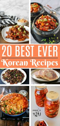 I love Korean food! These Korean recipes were so was to make, and tasted awesome! I really like the bulgogi recipe and the spicy Korean pork belly recipe. Must-try Korean food! food bulgogi 20 Tasty Korean Recipes That Anyone Can Make at Home Korean Pork Belly, Spicy Korean Pork, Spicy Pork Bulgogi Recipe, Korean Food Kimchi, Best Korean Food, Kimchi Food, Korean Beef, Asian Recipes, Ethnic Recipes