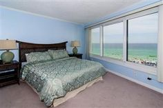 Beachside Two 4271 Incredible Gulf Views from Master Bedroom #beachfront #rental #sandestin #myvacationhaven