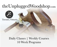 Classes Courses Programs_Canadian Woodworking - Small Box