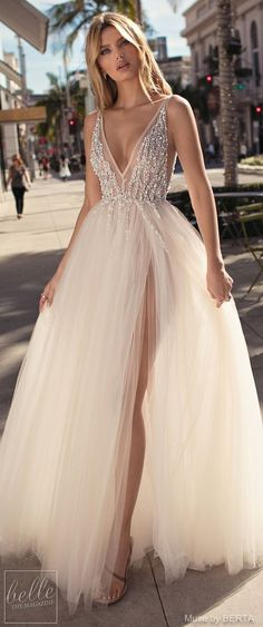 plus size formal dresses and gowns Click Visit link above for more info - Beautiful Evening Dresses. Split Prom Dresses, Backless Prom Dresses, Best Wedding Dresses, Ball Dresses, Ball Gowns, Gown Wedding, Bride Dresses, Wedding Reception, Wedding Skirt