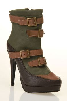 Berry Short Boots.... youch but these are cute!!!