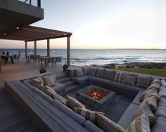Playa Vik José Ignacio, Uruguay  This Carlos Ott–designed retreat is located just north of Punta del Este. Its strikingly sculptural building, which houses art from South America and elsewhere, has an impressive 55-foot-wide sliding wall of glass.