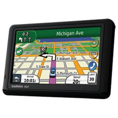 Garmin GPS. This little device has taken me places I never knew existed. Love it.