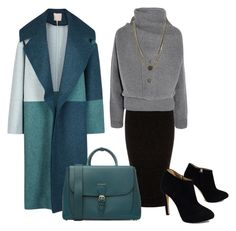 Autumn look for office by explorer