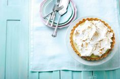 Lime meringue pie - Recept - Allerhande