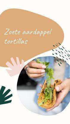 Graanvrij, glutenvrij en lactosevrij. Lekkere flexibele en vouwbare tortillas.