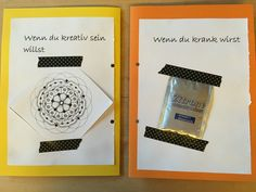 Geschenkidee Wenn-Buch (Book Diy Ideas)