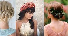 Resultado de imagen de peinados para bodas invitadas