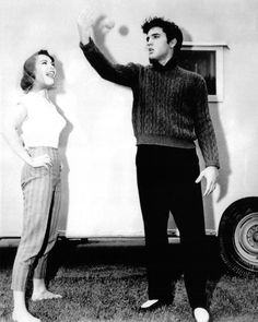 """""""Jailhouse Rock"""" - Elvis and """"the girl in the bathing suit ..."""