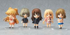 Buy Small trading figures - The Idolmaster Cinderella Girls Small Trading Figures - Nendoroid Petit Stage 01 (Random Figure) - Archonia.com