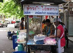 Thailand Street Food, Chiang Mai Tours