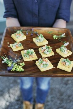 YUM #appetizers {Photo by Basia}