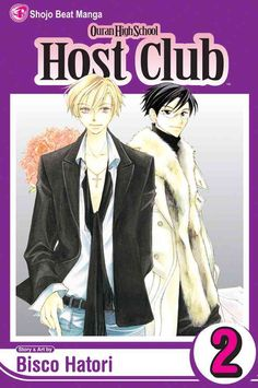When Haruhi, a scholarship student at the exclusive Ouran High School, accidentally breaks an expensive vase belonging to the all-male Host Club, she is forced to work for them as a boy to repay her d