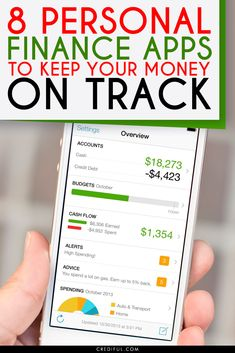 8 Personal Finance Apps to Keep Your Money on Track : Need help managing your finances? Check out the top apps of 2019 for budgeting, saving, investing, and credit monitoring. Financial Apps, Financial Planning, Financial Budget, Financial Assistance, Budgeting Finances, Budgeting Tips, Budgeting Apps Iphone, Investing Apps, Finance Tips