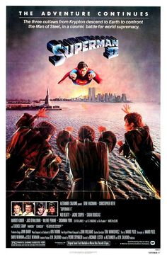 Superman II Movie Poster - Internet Movie Poster Awards Gallery