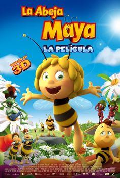La Abeja Maya. La película en 3D se estrena mañana en los cines