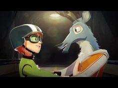 "CGI Animated Short Film HD ""Meet Buck Short Film"" by Denis Bouyer, Yann De, Vincent E, Laurent - YouTube"
