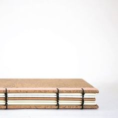 Beautifully hand bound notebooks and more by @sproutspress at the Makeology Spring Fair April 16th #hamont