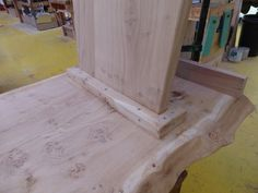 The wooden legs have now been stregthened with extra timber where they connect with the top. Wooden Leg, Oak Table, Connect, Legs, Natural, Top, Oak Desk, Nature, Crop Tee