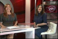 Interesante Entrevista a Gaby Espino que habla de su debut en la superserie ¨ Señora Acero ¨