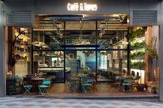 Café & Tapas restaurant, Peronda Ceramicas SA