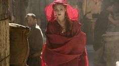 Yup, Amy Pond was in Doctor who before she was even Amy Pond! This is from The Fires of Pompeii!