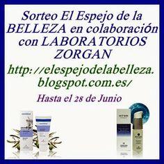 El Espejo de la BELLEZA: Super Sorteo con Laboratorios Zorgan!!.